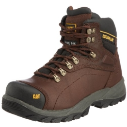 Caterpillar DIAGNOSTIC HI S3, Herren Sicherheitsstiefel, Braun (MENS OAK), 44 EU (10 Herren UK) - 1