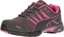 Puma Safety Women's Celerity Knit SD Pink Boot -